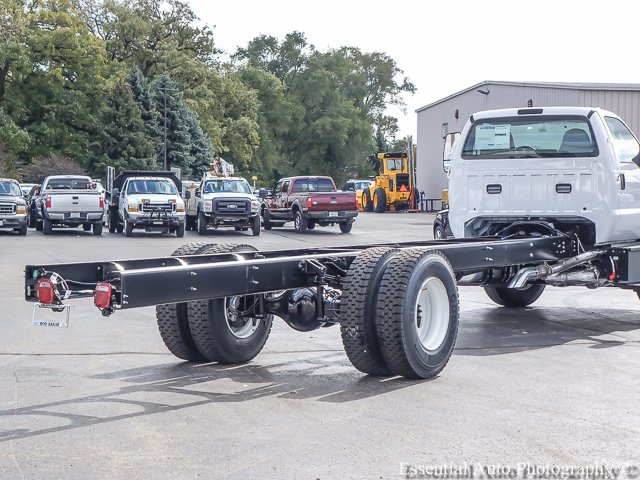 2019 F-650 Regular Cab DRW 4x2,  Cab Chassis #T19107 - photo 7