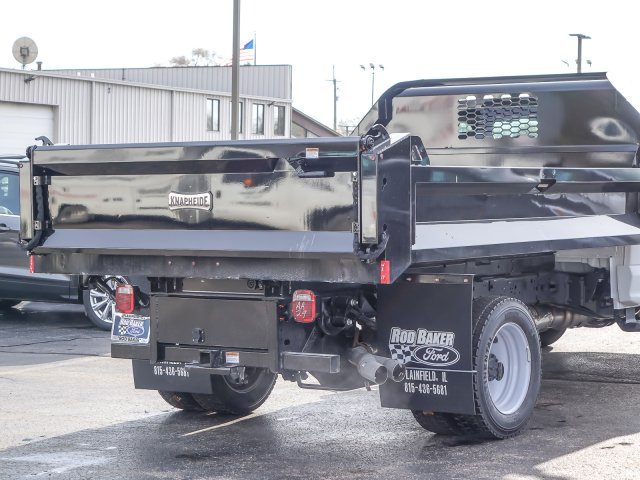 2019 F-450 Regular Cab DRW 4x4,  Knapheide Drop Side Dump Body #T19127 - photo 8