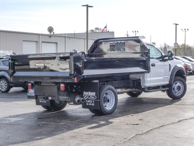2019 F-450 Regular Cab DRW 4x4,  Knapheide Drop Side Dump Body #T19127 - photo 2