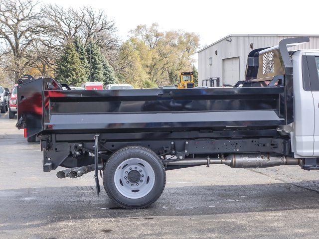 2019 F-450 Regular Cab DRW 4x4,  Knapheide Drop Side Dump Body #T19127 - photo 9
