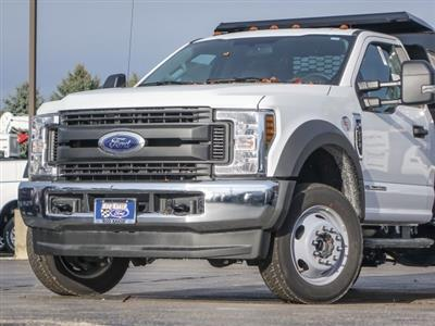 2019 F-450 Regular Cab DRW 4x4,  Knapheide Drop Side Dump Body #T19127 - photo 4