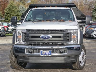 2019 F-450 Regular Cab DRW 4x4,  Knapheide Drop Side Dump Body #T19127 - photo 6