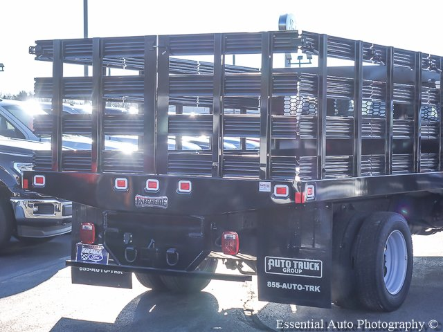 2019 F-450 Regular Cab DRW 4x2,  Knapheide Cargo-Hauler Platform Body #T19165 - photo 7