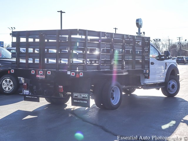 2019 F-450 Regular Cab DRW 4x2,  Knapheide Cargo-Hauler Platform Body #T19165 - photo 2
