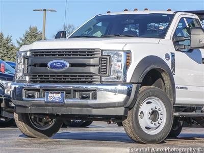2019 F-450 Regular Cab DRW 4x2,  Knapheide Cargo-Hauler Platform Body #T19165 - photo 3