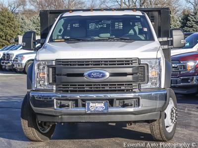 2019 F-450 Regular Cab DRW 4x2,  Knapheide Cargo-Hauler Platform Body #T19165 - photo 5