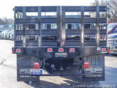 2019 F-450 Regular Cab DRW 4x2,  Knapheide Cargo-Hauler Platform Body #T19165 - photo 6