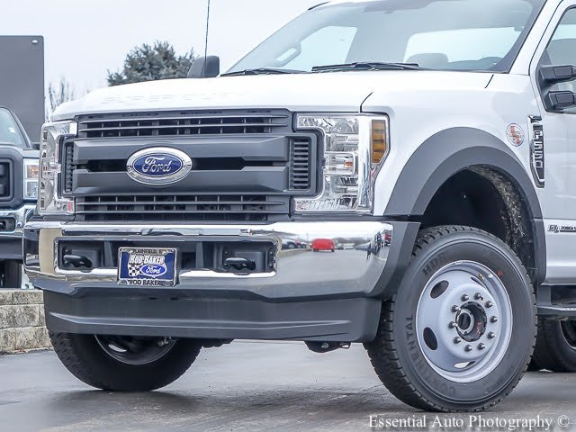 2019 F-550 Regular Cab DRW 4x4,  Cab Chassis #T19194 - photo 3