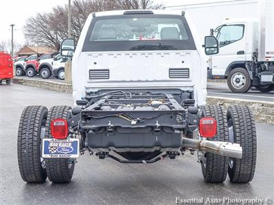 2019 F-550 Regular Cab DRW 4x4,  Cab Chassis #T19194 - photo 2