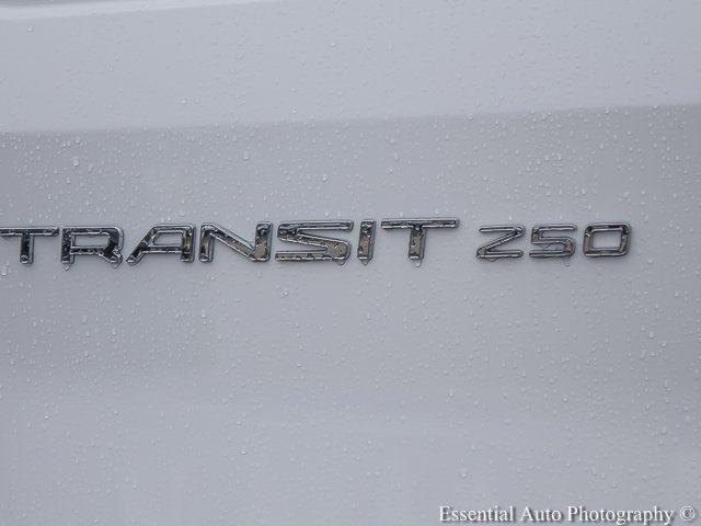 2019 Transit 250 Med Roof 4x2,  Empty Cargo Van #T19195 - photo 7