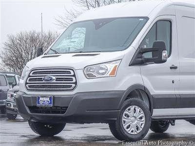 2019 Transit 250 Med Roof 4x2,  Empty Cargo Van #T19195 - photo 3