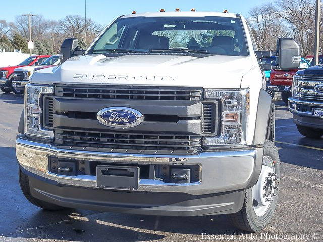 2019 F-450 Super Cab DRW 4x4,  Cab Chassis #T19237 - photo 5
