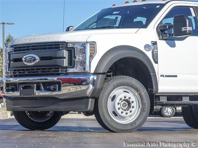 2019 F-450 Super Cab DRW 4x4,  Cab Chassis #T19237 - photo 3