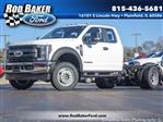 2019 F-450 Super Cab DRW 4x4,  Cab Chassis #T19237 - photo 1