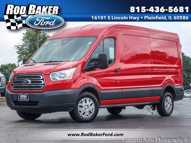 2016 Ford Transit 250 Med Roof 4x2, Cutaway #T20013A - photo 1