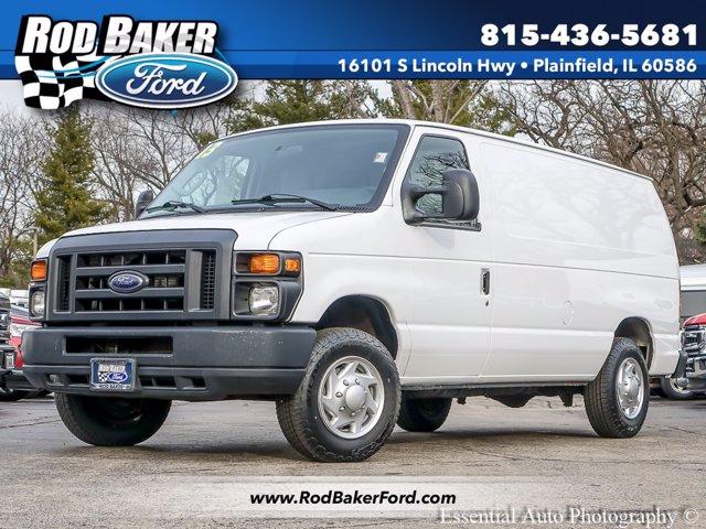 2013 Ford E-150 4x2, Empty Cargo Van #T20380A - photo 1