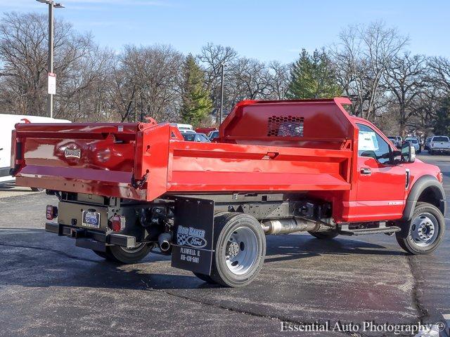 2020 Ford F-450 Regular Cab DRW 4x4, Knapheide Dump Body #T20546 - photo 1