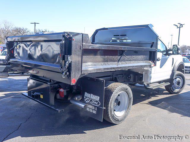2020 Ford F-600 Regular Cab DRW 4x4, Monroe Dump Body #T20578 - photo 1