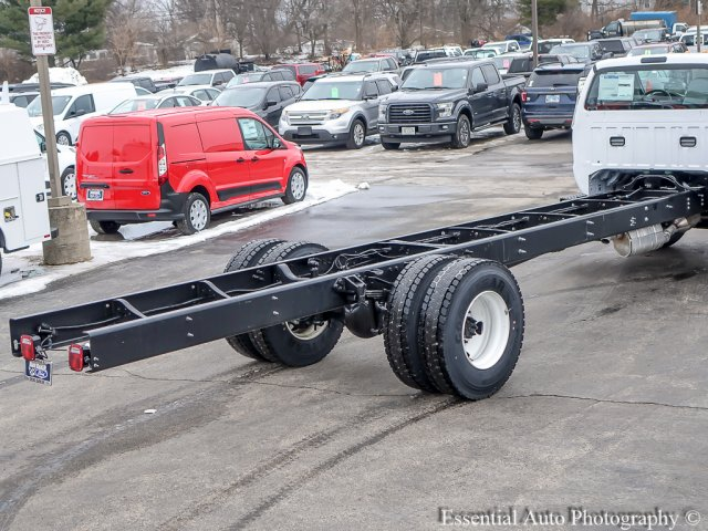 2021 Ford F-650 Regular Cab DRW 4x2, Cab Chassis #T21007 - photo 1
