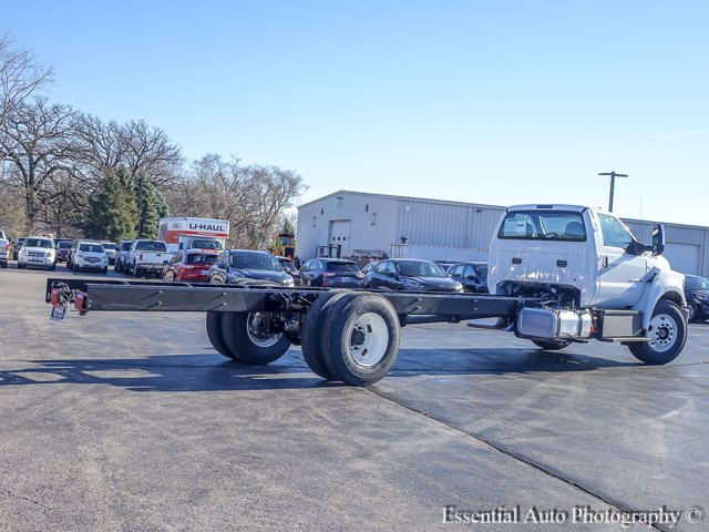 2021 Ford F-650 Regular Cab DRW 4x2, Cab Chassis #T21030 - photo 1