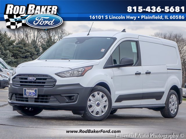 2021 Ford Transit Connect FWD, Empty Cargo Van #T21049 - photo 1