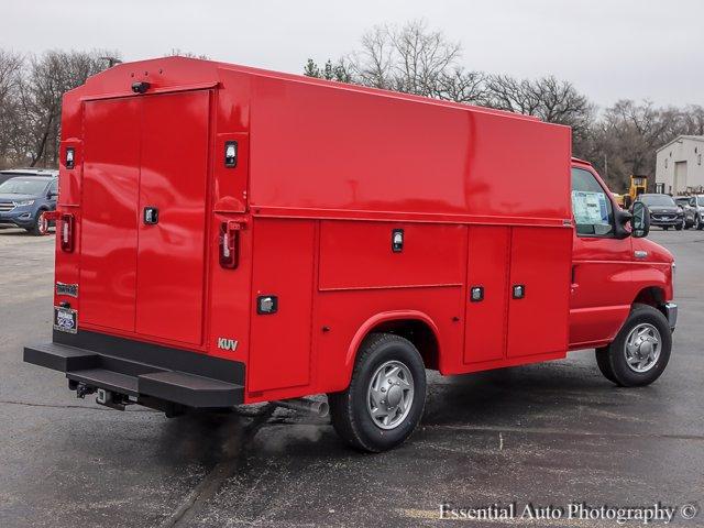 2021 Ford E-350 4x2, Knapheide Service Utility Van #T21055 - photo 1