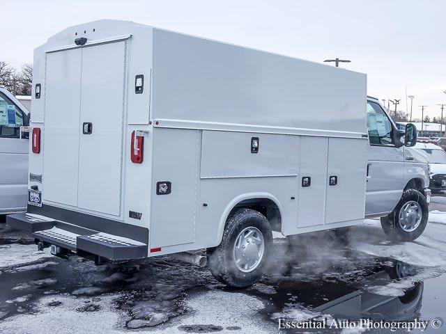 2021 Ford E-350 4x2, Knapheide Service Utility Van #T21119 - photo 1