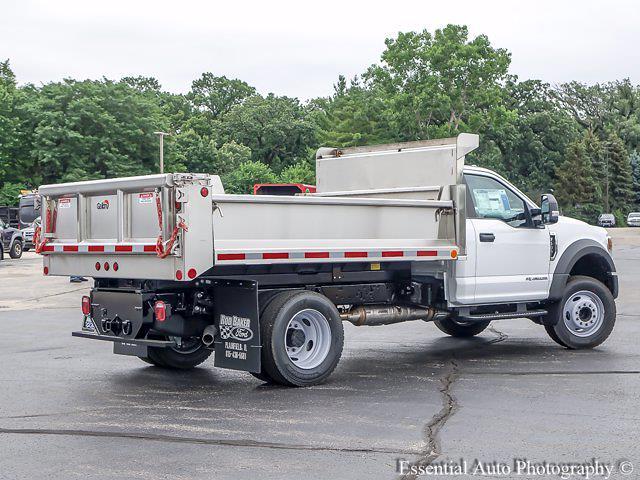 2021 Ford F-600 Regular Cab DRW 4x2, Galion Dump Body #T21246 - photo 1
