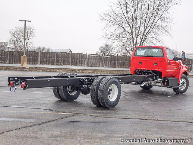 2022 Ford F-650 Regular Cab DRW 4x2, Cab Chassis #T22005 - photo 1