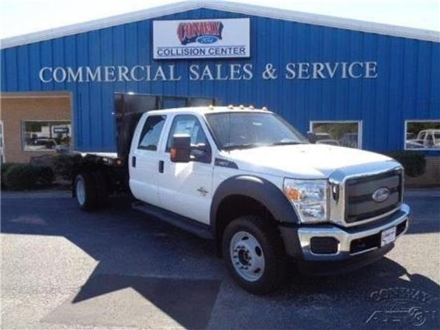 2016 F-550 Crew Cab DRW 4x4, Reading Dump Body #26492 - photo 27