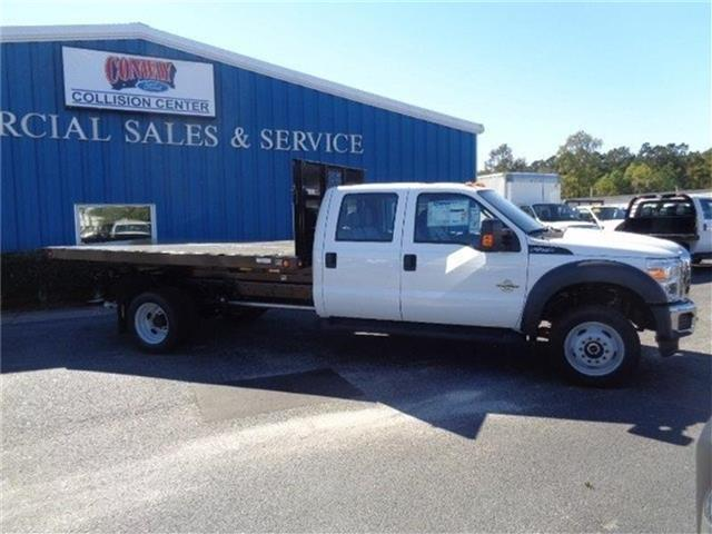 2016 F-550 Crew Cab DRW 4x4, Reading Dump Body #26492 - photo 4