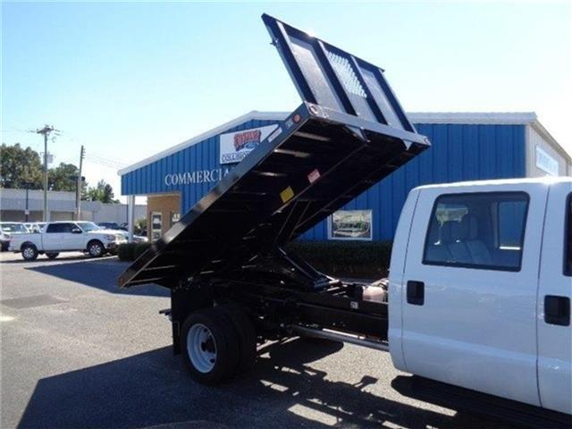2016 F-550 Crew Cab DRW 4x4, Reading Dump Body #26492 - photo 3