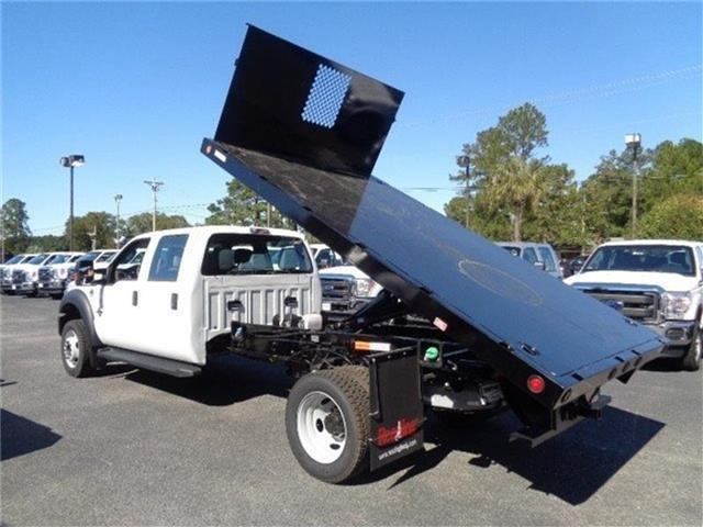 2016 F-550 Crew Cab DRW 4x4, Reading Dump Body #26492 - photo 2