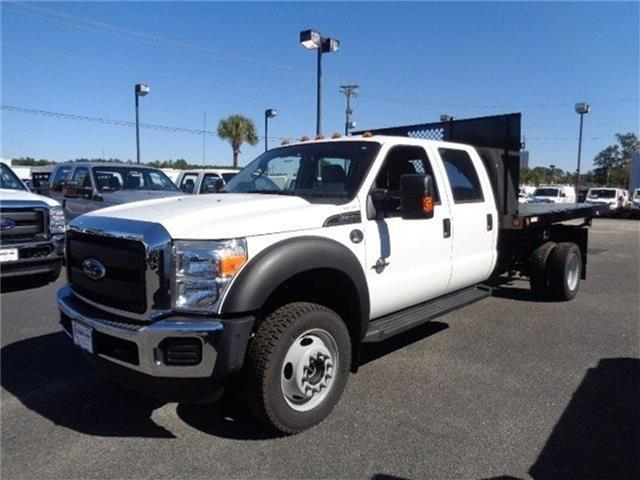 2016 F-550 Crew Cab DRW 4x4, Reading Dump Body #26492 - photo 8