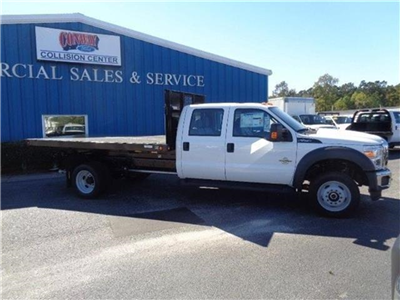 2016 F-550 Crew Cab DRW 4x4 #26492 - photo 4