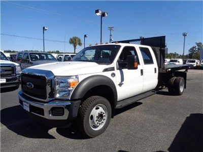 2016 F-550 Crew Cab DRW 4x4 #26492 - photo 8