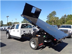 2016 F-550 Crew Cab DRW 4x4, Reading Dump Body #26492 - photo 1