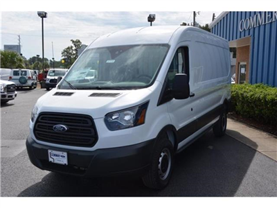 2017 Transit 250 Medium Roof, Cargo Van #27244 - photo 7