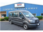 2017 Transit 350 Medium Roof, Passenger Wagon #27255 - photo 1