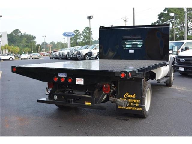2016 F-450 Regular Cab DRW, Freedom Platform Body #27259 - photo 2