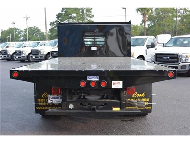 2016 F-450 Regular Cab DRW, Freedom Platform Body #27259 - photo 4