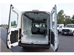 2017 Transit 150 Medium Roof, Cargo Van #27260 - photo 1