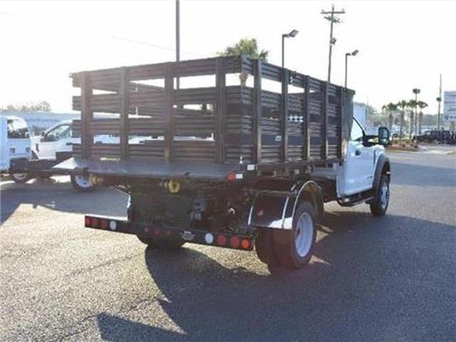 2017 F-550 Regular Cab DRW 4x4, Switch N Go Dump Body #27302 - photo 2