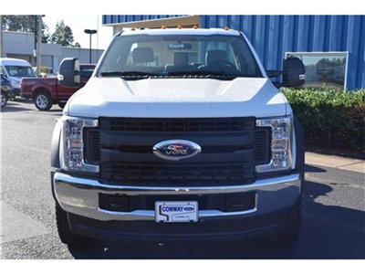2017 F-550 Regular Cab DRW 4x4, Switch N Go Dump Body #27302 - photo 10