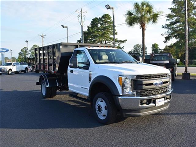 2017 F-550 Regular Cab DRW 4x4, Switch N Go Dump Body #27302 - photo 1