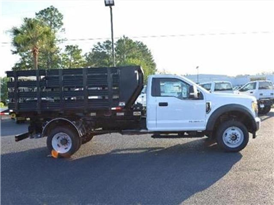 2017 F-550 Regular Cab DRW 4x4, Switch N Go Dump Body #27302 - photo 23