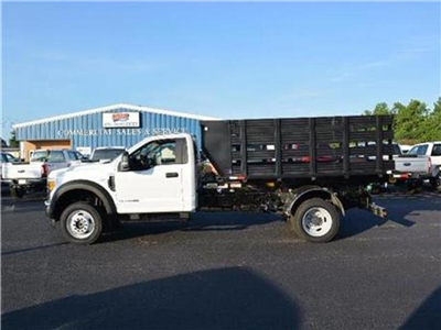 2017 F-550 Regular Cab DRW 4x4, Switch N Go Dump Body #27302 - photo 26
