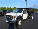 2017 F-550 Regular Cab DRW 4x4, Switch N Go Dump Body #27302 - photo 28
