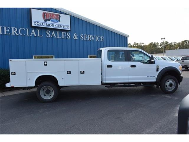 2017 F-450 Crew Cab DRW, Knapheide Service Body #27410 - photo 3
