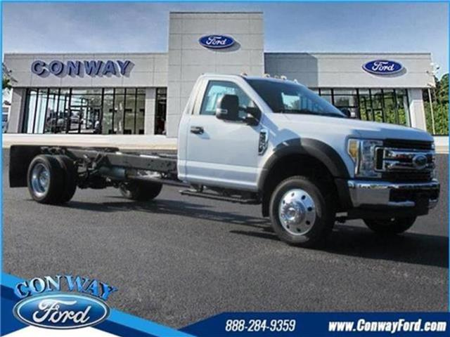 2017 F-550 Regular Cab DRW,  Cab Chassis #27471 - photo 30